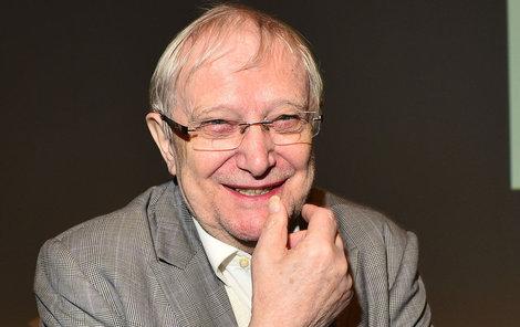 Jiří Suchý se vrátil do minulosti.