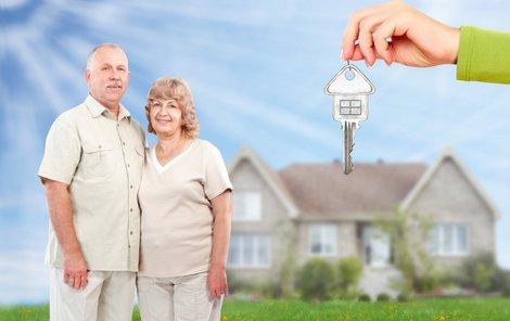 Tak na tento dům mohou čeští důchodci se svými příjmy zapomenout.
