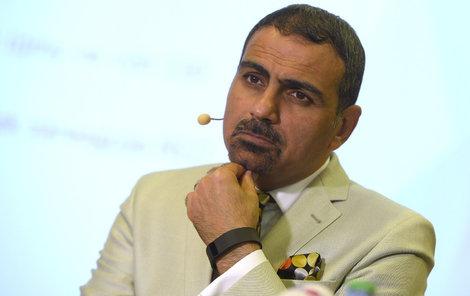 Čechoíráčan Shahram Zadeh.
