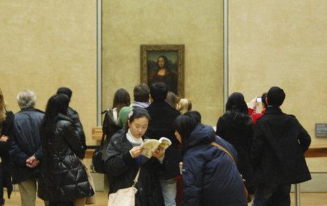 Dnes obraz vlastní francouzská vláda a je vystaven v Louvru v Paříži.