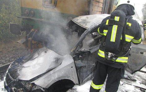 Posádka vozu neměla šanci nehodu přežít.