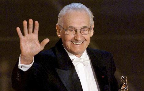 Andrzej Wajda dostal v roce 2000 Oscara za celoživotní dílo.