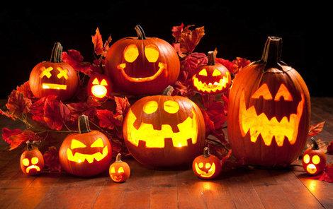 Halloween je TADY!