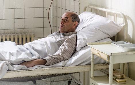 Táborský má strach, že se rakovina vrátí.