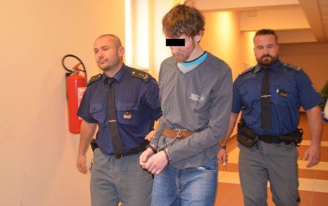 Tomáš L. útok na krejčovou přiznal, odmítá, že ji chtěl zabít.
