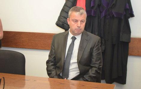 Petr Kůstka tvrdil, že trest přijme, nakonec si ale nechal lhůtu na odvolání.
