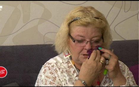 Šubové, která bojuje s rakovinou, se udělalo během natáčení špatně.