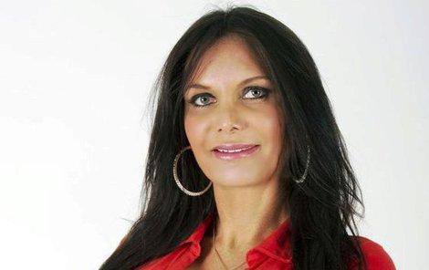 Tamní herečka Yola Berrocal.