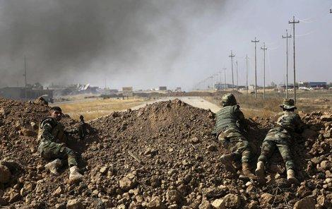 Bitva o Mosul...