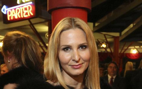 Ivana Gottová je akční žena.