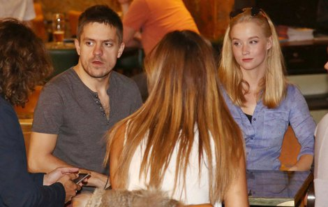 Jiří Mádl se s přítelkyní oficiálně ukázal ve společnosti teprve před nedávnem.