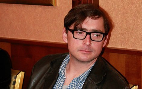 Jiří Vyorálek (43) odtajnil, že se mu před půl rokem rozrostla rodina.