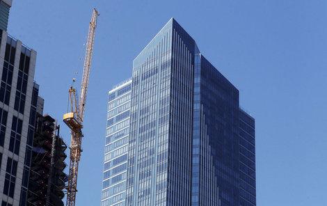 Millennium Tower byl dokončen v roce 2009. Se svými 196,6 metru je to 4. nejvyšší mrakodrap ve městě. Stavba stála téměř 9 miliard korun.