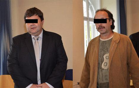 Výpravčí Ladislav V. a výhybkář Antonín Š.