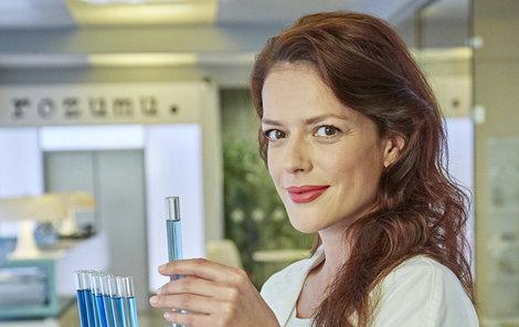 Andrea Růžičková doufá, že doktorku Mariku si fanoušci Ordinace v růžové zahradě nakonec oblíbí.