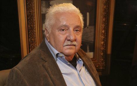 Zemřel herec Marián Labuda (†73)