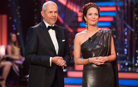Tereza Kostková a Marek Eben