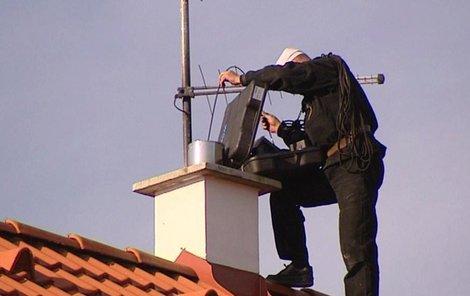 Revize komína je nutná i před uvedením do provozu.