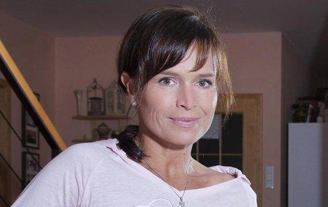 Olga Šípková žije zdravě.