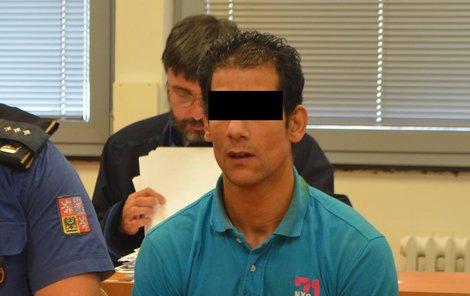 Juraj Z. u soudu přiznal jen to, že nerespektoval vyhoštění.