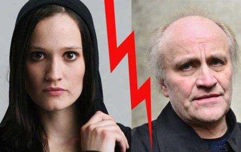 Pro Kocába a jeho dceru bude politika nejspíš za chvíli zakázané téma...