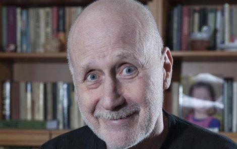 Jiří Ornest dnes zemřel.