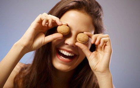 Vlašské ořechy jsou chutné i zdravé!