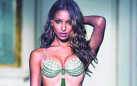 Američanka Jasmine nezapře krev africkou a brazilskou.