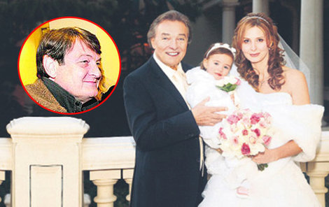 Gott si vzal Ivanu ve Vegas na začátku roku 2008. Tvrdil, že spontánně. Podle Štaidlových slov ale svatbu plánovali.