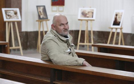 Tomáš Kordač ví, že smrt je nedílnou součástí života a že je nutné se na ni připravit.