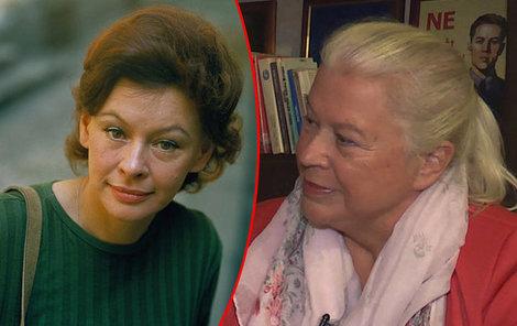 Kristina Novotná se v rozpovídala o své mamince Ireně Kačírkové.