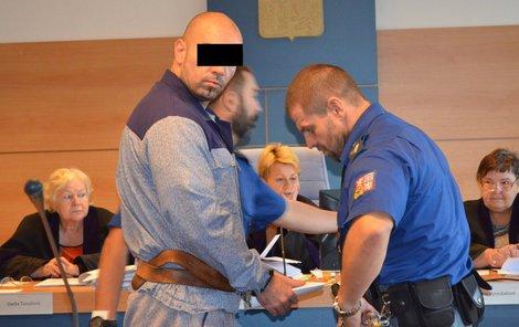 Podle policie zaútočil Roman Z., Blanka tvrdí, že někdo jiný.