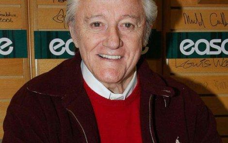 Robert Vaughn zemřel ve věku 83 let.