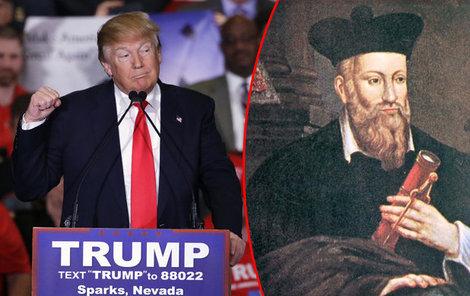 Řada Nostradamových proroctví z 16. století se vyplnila.