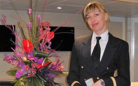 Barbora strávila celkem 15 let na lodích.