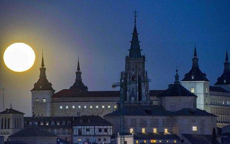 Toledo, Španělsko