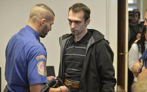 David V. obžalovaný z vražd taxikářů.