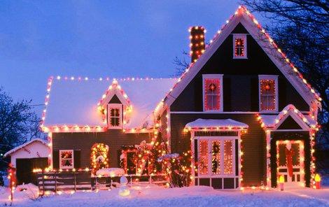 Vyzdobte si na Vánoce i svůj dům!
