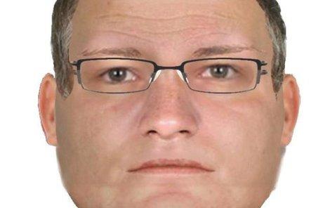 Poznáváte tohoto muže? Volejte na linku 158.