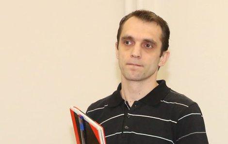 Obžalovaný David V.