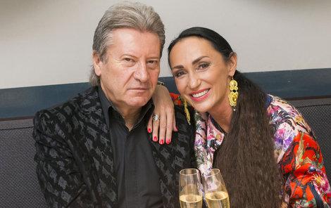 Sisa Sklovská má strach o manžela.