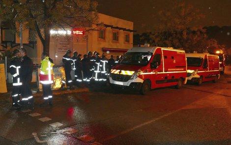 Podle policie útok nesouvisel s Islámským státem.