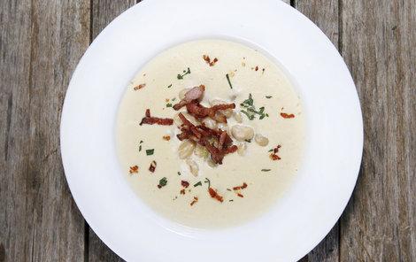 Kuchař Michal připravil skvělé jídlo do zimních dnů.