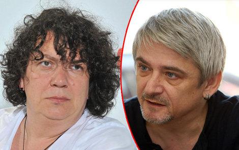 Richard Genzer a Michal Suchánek zavzpomínali na školní léta.