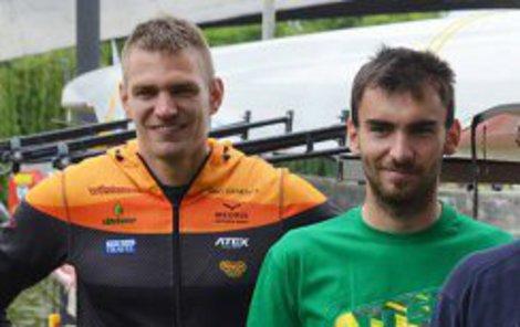 Michal Plocek a Ondřej Synek.