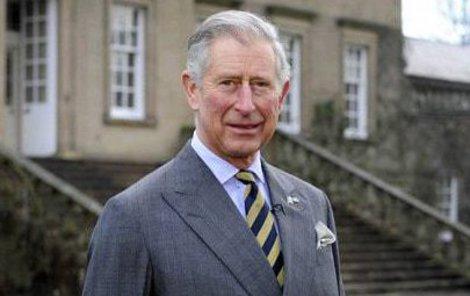 Princ Charles přiznal děsivou nehodu.
