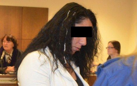 Andrea Č. nařčení z vraždy miminka odmítla.