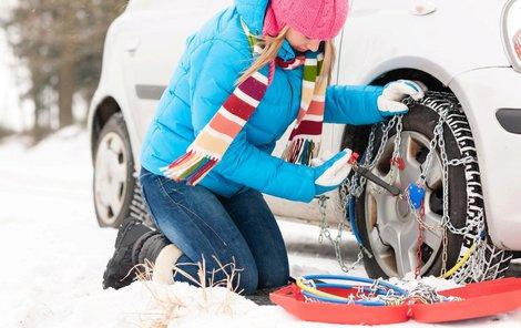 Provoz auta v zimě má svá nesporná specifika.