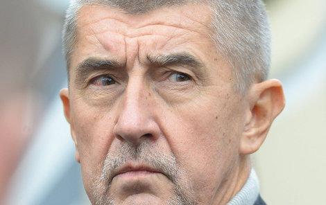 Andrej Babiš se vyděsil, že bude muset v pátek do práce.