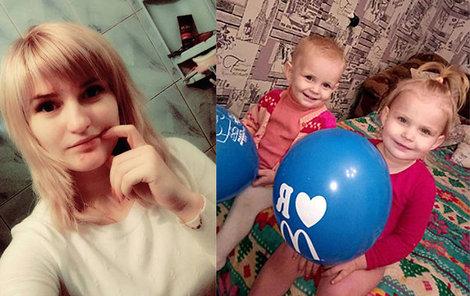 Ukrajinka prý netušila, že může dítě bez jídla umřít...